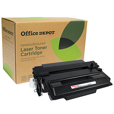 Office Depot® Brand 11X (HP 11X) Remanufactured High-Yield Black Toner Cartridge