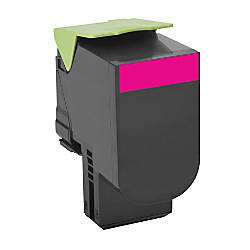 Lexmark 701M Return Program Magenta Toner