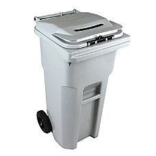 HSM Lockable Shred Container 32 Gallon
