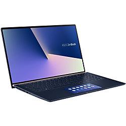 "Asus ZenBook 15 UX534FT-DB77 15.6"" Notebook - 1920 x 1080 - Core i7 i7-8565U - 16 GB RAM - 1 TB SSD - Dark Royal Blue - Windows 10 Pro 64-bit - NVIDIA GeForce GTX 1650 with 4 GB - Infrared Camera - Bluetooth - 17 Hour Battery Run Time"