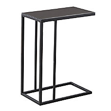Monarch Specialties Accent Table With Mirror