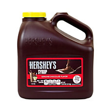 Hersheys Chocolate Syrup 120 Oz Bottle