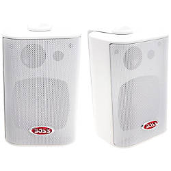 BOSS AUDIO MR43W Marine Enclosed System