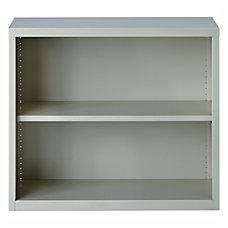 Lorell Fortress Series 2 Shelf Bookcase