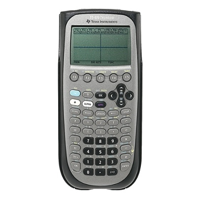 Dejlig Texas Instruments TI 89 Titanium Graphing Calculator - Office Depot HA-61
