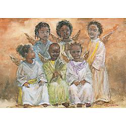 Choir of Angels Hol Cd 75