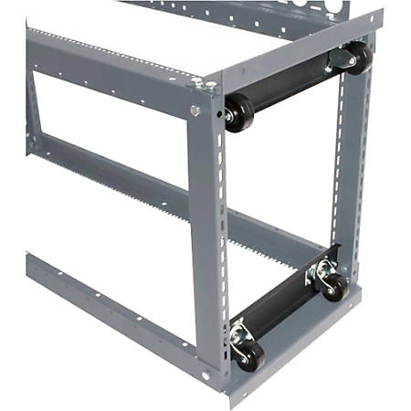 "Rack Solutions Caster Kit for Open Frame RACK-111 - 1.50"" Diameter - 1200 lb"