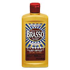 BRASSO Metal Surface Polish 8 Oz