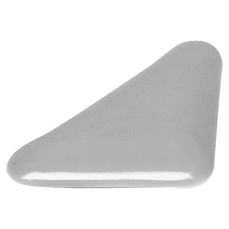 Lorell® File Cabinet Sliders, Gray, Set Of 4