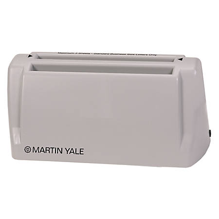 Martin Yale Light-Duty Letter Folder