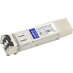 AddOn Finisar FTLX8573D3BTL Compatible TAA Compliant 10GBase-SR SFP+ Transceiver (MMF, 850nm, 300m, LC, DOM) - 100% compatible and guaranteed to work