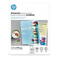 HP Brochure Laser Paper Matte Letter