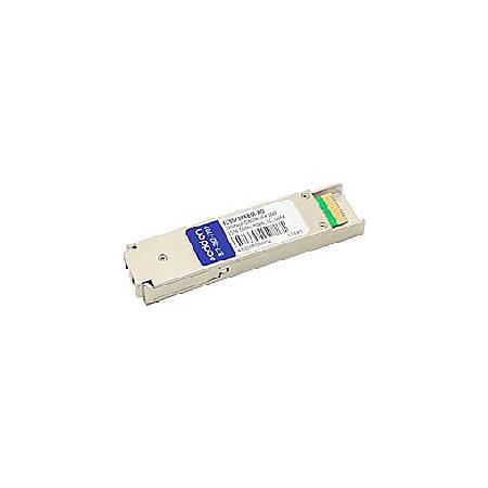 AddOn Fujitsu FC95734ABM Compatible TAA Compliant 10GBase-DWDM 100GHz XFP Transceiver (SMF, 1556.56nm, 80km, LC, DOM)