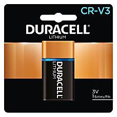 Duracell Photo 3 Volt Lithium CRV3