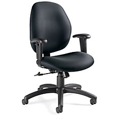 Global Graham Pneumatic Ergo Tilter Chair