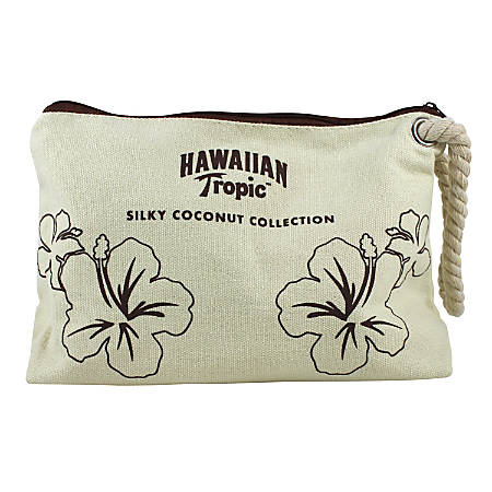 Hawaiian Tropic Samples Bags, Burlap, Pack Of 50