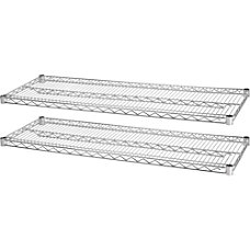 Lorell Indust Wire Shelving Starter Extra