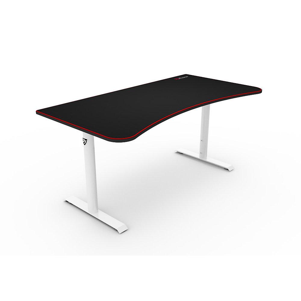 Arozzi Arena Gaming Desk, White