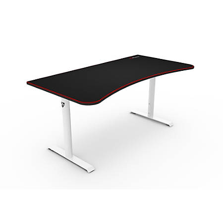 Arozzi Arena Gaming Desk, White