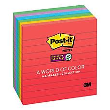 Post it Super Sticky Notes 4