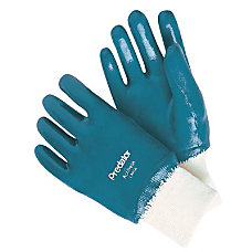 Memphis Glove Nitrile Coated Cotton Gloves