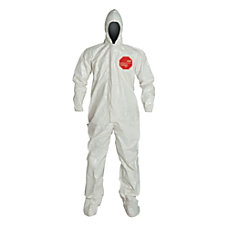 DuPont Tychem SL Coveralls With Hood