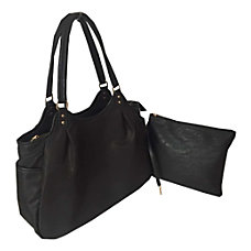 Ladies Laptop Tablet Hobo Shoulder Tote