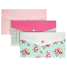 Office Depot Brand Snap Check Envelopes