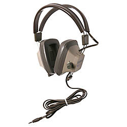 Califone Headset W35mm Plug Replaceable Cord