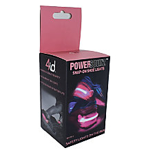 4ID Power Spurz LED Light Up