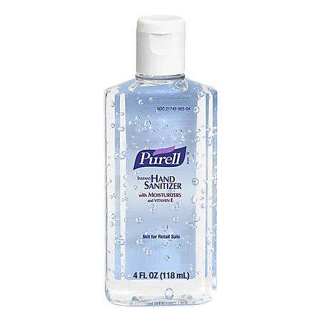 Purell® Instant Hand Sanitizer, 4 Oz.