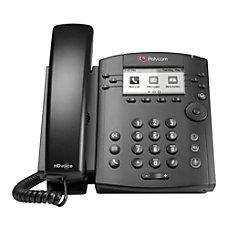 Polycom VVX 311 6 Line VoIP