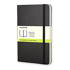 Moleskine Classic Soft Cover Notebook 3