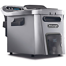 DeLonghi Livenza Deep Fryer With EasyClean