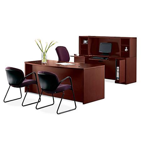 HON® 10500 Series™ Stack-On PC Organizer, Mahogany