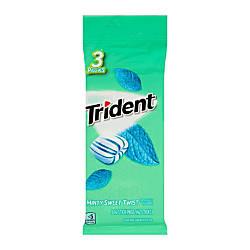 Trident Minty Sweet Twist Gum 14
