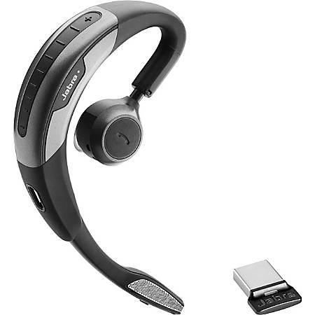 Jabra Motion UC MS On-Ear Headset