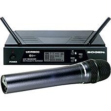Bogen UDMS800HH UHF Wireless Handheld Microphone