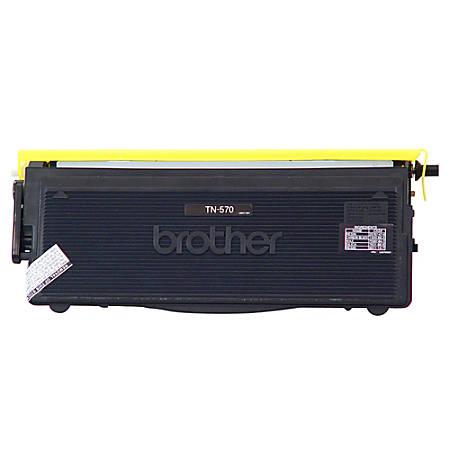 Brother® TN-570 Black Toner Cartridge