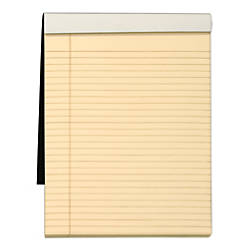 TOPS Docket Gold Premium Writing Pad