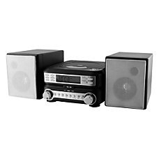 GPX HC221B Micro Hi Fi System