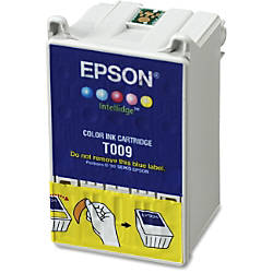Epson T009 T009201 Color Ink Cartridge