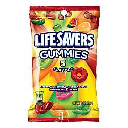 Life Savers Gummies Five Flavors 7