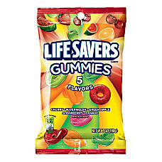Life Savers Gummies Five Flavors 7