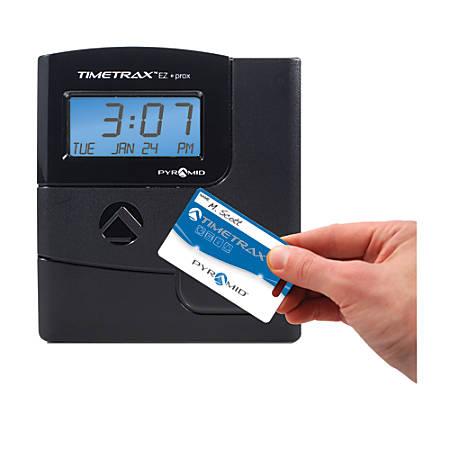 Pyramid™ TimeTrax EZ Proximity Time Clock System (Ethernet)