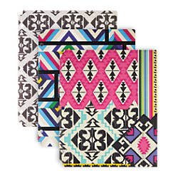 Divoga 2 Pocket Poly Folder Tribal
