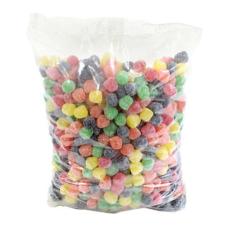 Sweet's Candy Company Spice Mini Gum Drops, 5-Lb Bag