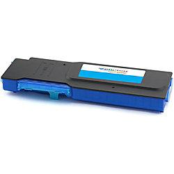 Media Sciences Toner Cartridge - Alternative for Dell (TW3NN) - Cyan