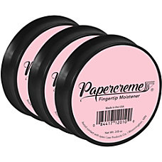 LEE Papercreme Fingertip Moistener Light Pink