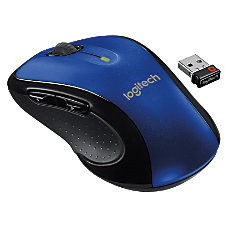 Logitech M510 Wireless Laser Mouse Deep